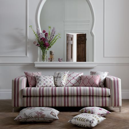 Five top tips for choosing curtain fabric and blind fabric natalie canning interiors - Choosing the best slipcover fabrics for your home ...