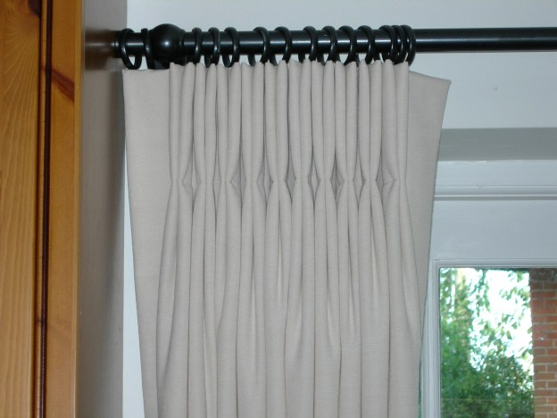 interlined curtain