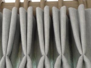 linen pinch pleat curtains suffolk