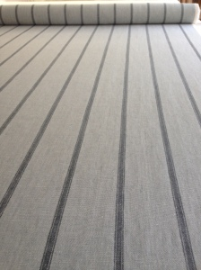 linen stripe fabric